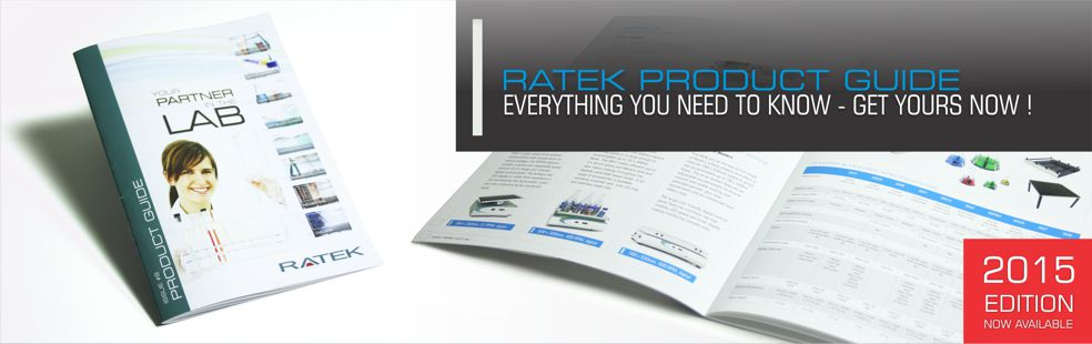 Ratek Product Guide