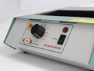 Side view of Ratek DBH30 Dry Block Heater
