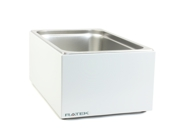 24 Litre Stainless Unheated Water Bath
