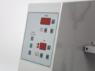 Close up of RM4 Rotary Mixer control panel