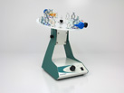 Ratek RSM7DC Rotary Suspension Mixer with tilted disc