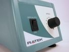 Close up Ratek VM1 control panel