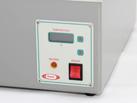 Close up of Ratek WB20D Digital Waterbath control panel