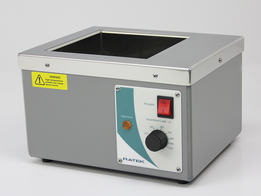 4L Analogue Waterbath - Ratek Laboratory Equipment : WB4